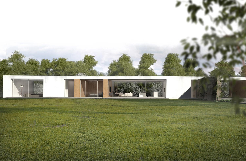 Дизайн интерьера частного дома. Фото 1