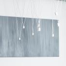 Картина маслом –Дождь – 2000 - 950 мм (автор – Елена Романюк)