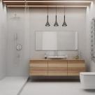 Дизайн трехкомнатной квартиры площадью 118 кв.м, г.Киев, ул.Регенераторная, 4 (авторы: Елена Романюк, Никита Борисенко)