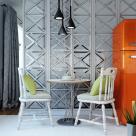 Дизайн трехкомнатной квартиры площадью 70 кв.м, г.Киев, ул.Головка, 25 (авторы: Елена Романюк, Никита Борисенко)