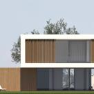 Частный дом 200 м2, с.Каролино-Бугаз, Одесская область (архитектор Елена Романюк)
