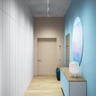 Дизайн интерьера квартиры в ЖК Cristal Park (архитектор -дизайнер Елена Романюк)
